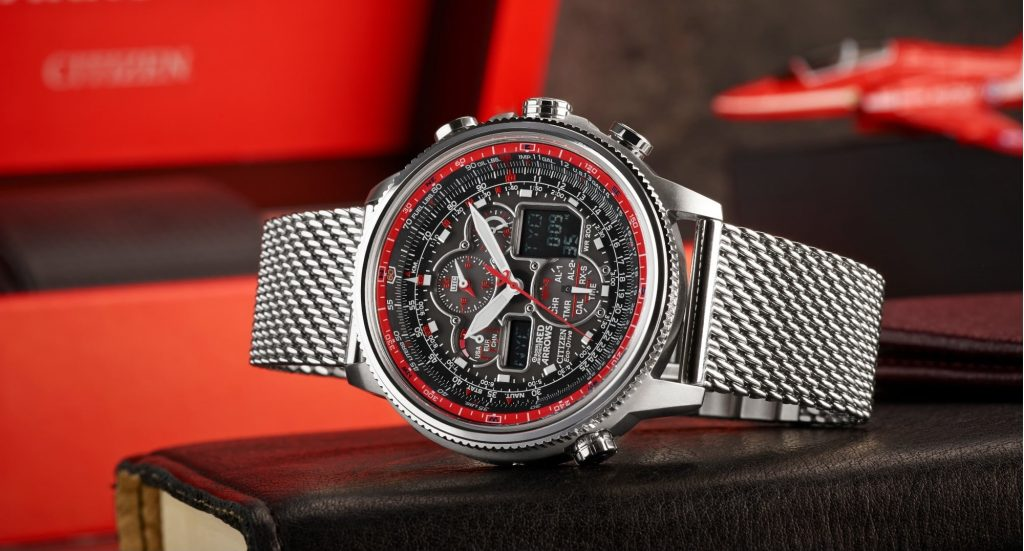 Citizen - Red Arrows Limited Edition Navihawk