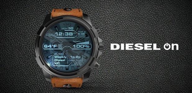 Diesel - DZT2003 Akıllı Saat