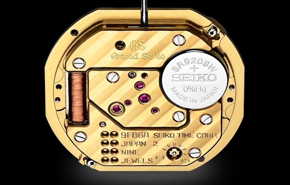 Seiko - Pilli Saat Mekanizması