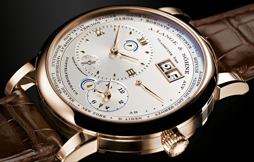 A Lange Sohne - Time Zone Watch