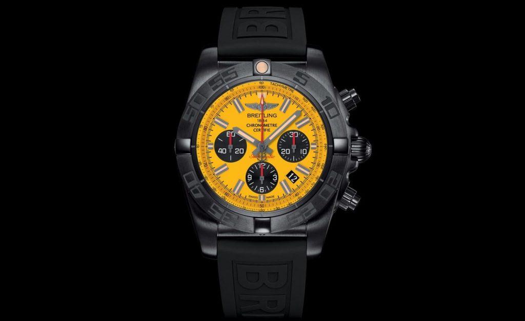 Breitling - Chronomat 44mm Blacksteel Special Edition
