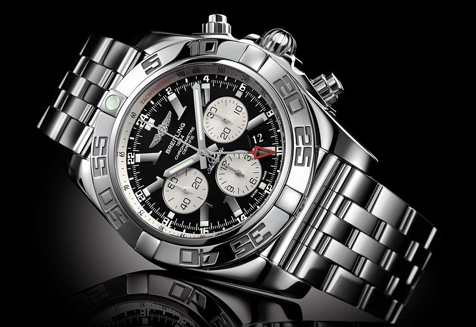 Breitling - Chronomat GMT 01