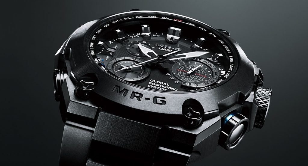 Casio G-Shock MR-G