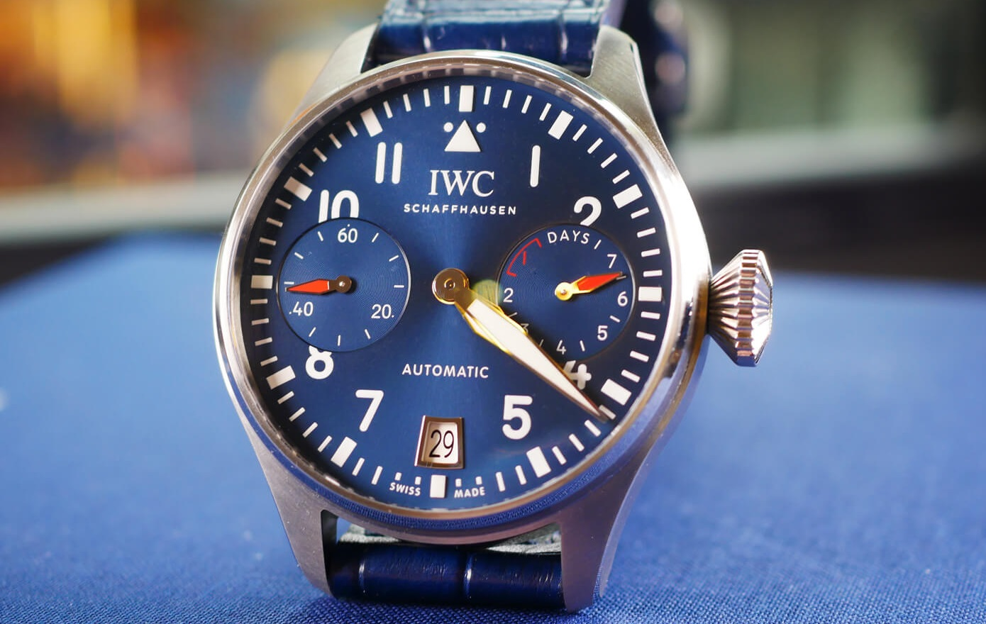 IWC - Big Pilots Watch