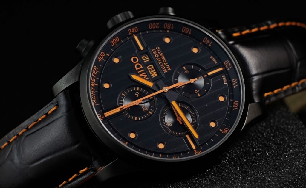 Mido - Multifort Chronograph PVD Special Edition