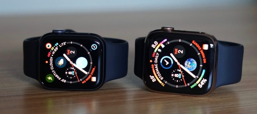 Apple Watch seri 3  -  Apple Watch seri 4