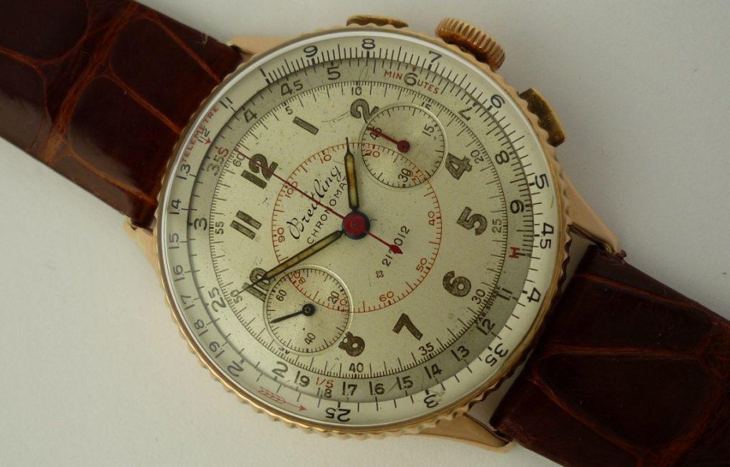 Breitling - Chronomat from 1942