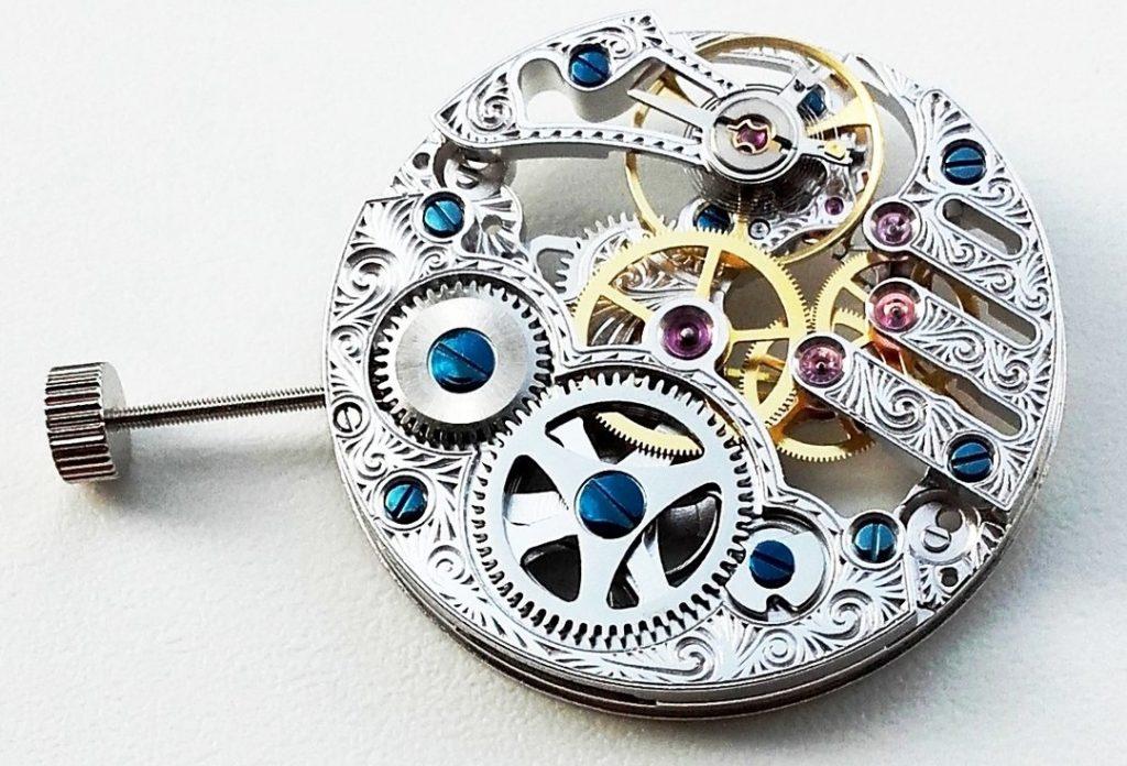 Mekanik saat mekanizması
