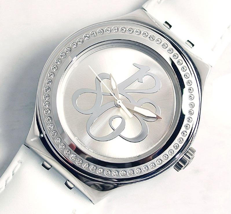 Swatch bijoux serisi saat