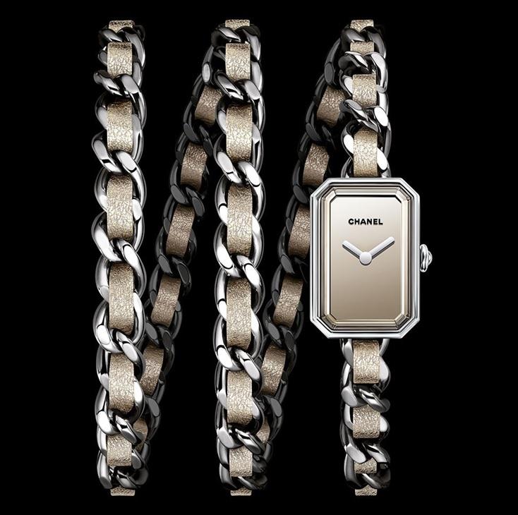 Chanel - Premiere Rock Gold