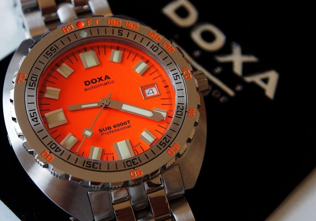 Doxa - Sub 6000T Pro
