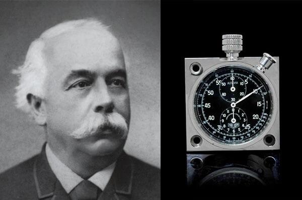 Edouard Heuer - Autavia stopwatch