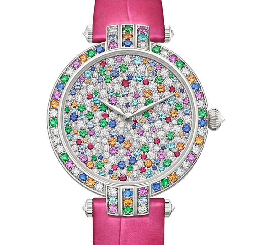 Harry Winston - Premier Winston Automatic Candy