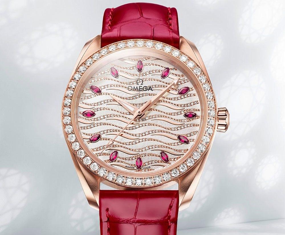 Omega - Aqua Terra Jewelry