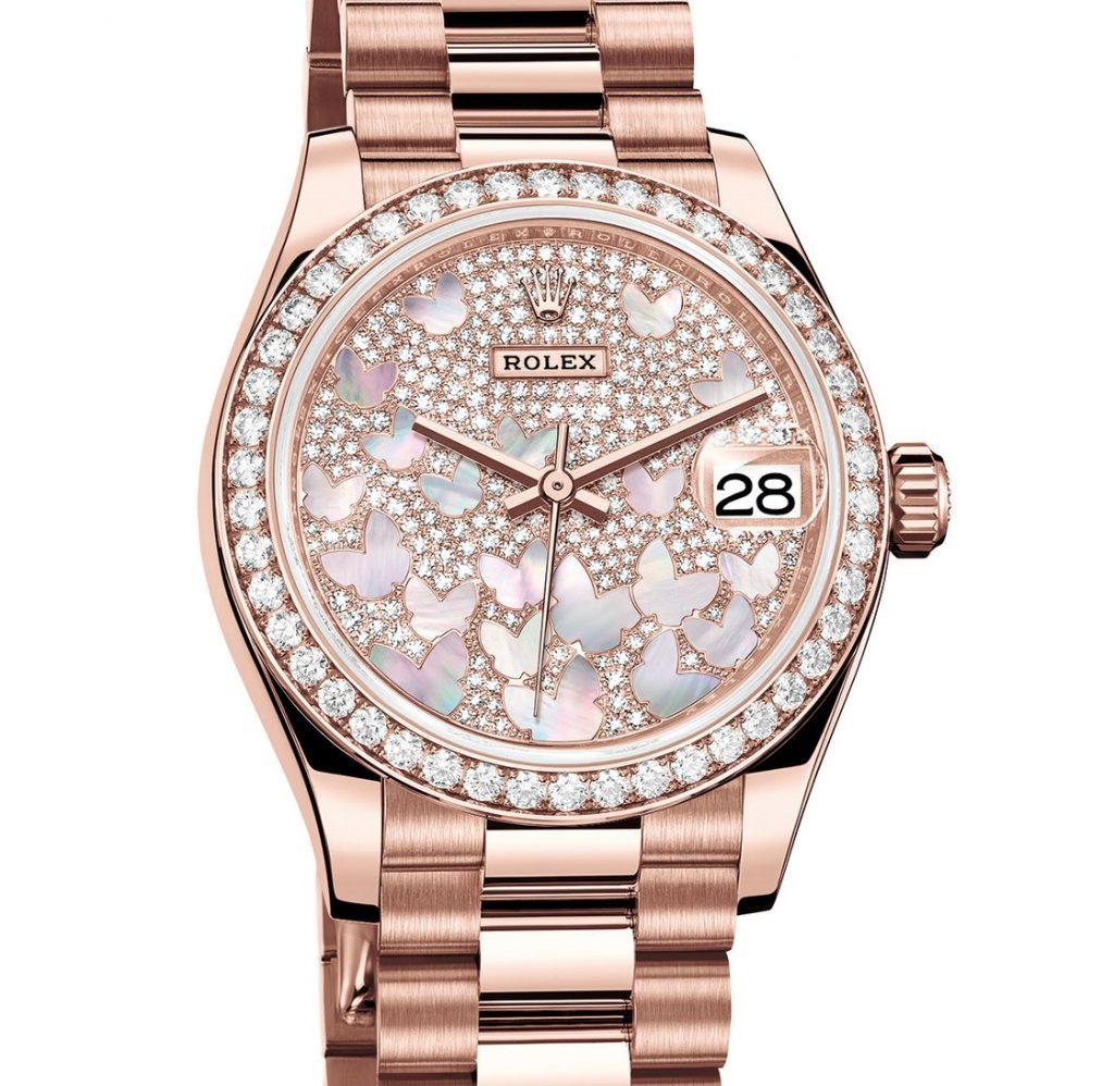 Rolex - Datejust 31 Papillion