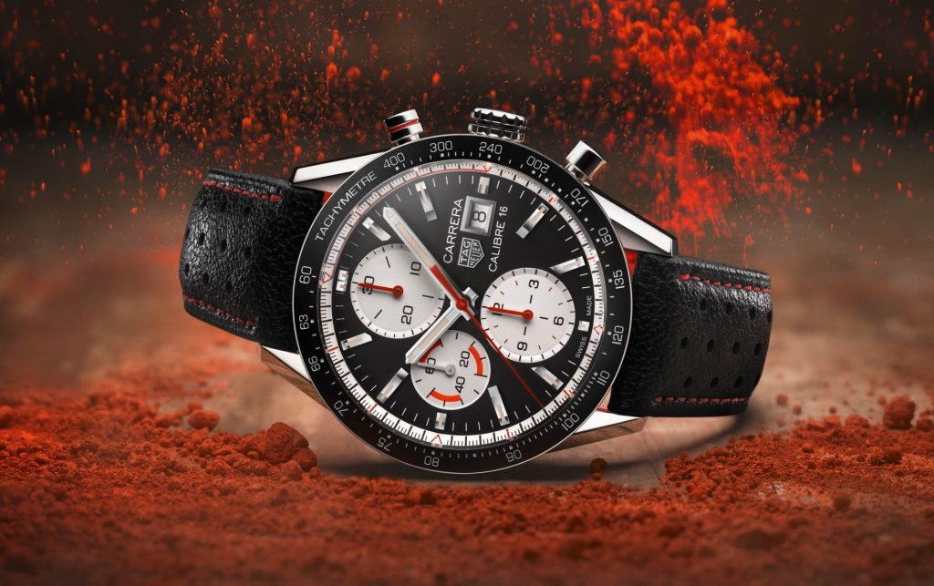 TAG Heuer - Carrera Calibre-16 Chronograph