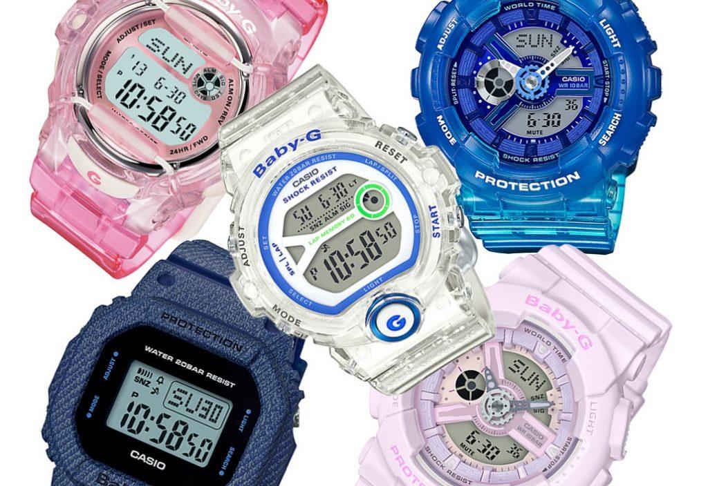 Casio - G-Shock Baby G