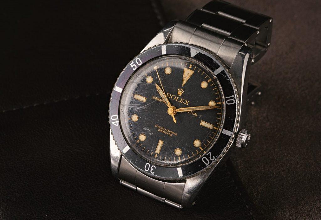 Rolex - Submariner ref. 6204