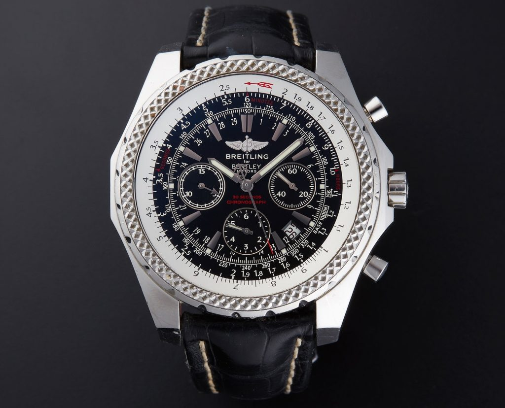 Breitling - Bentley Motors Chronograph Automatic A25362