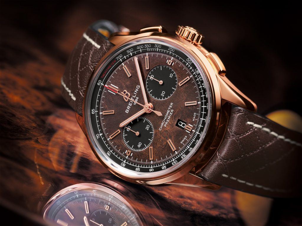 Breitling - Premier Bentley Centenary Limited Edition