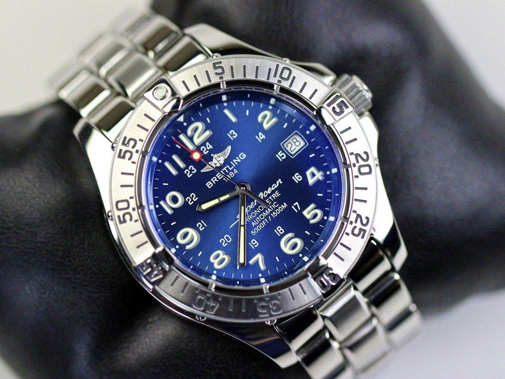 Breitling - Superocean A17360