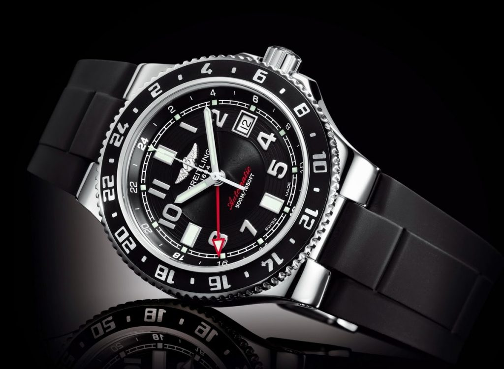 Breitling - Superocean GMT Ref A32380