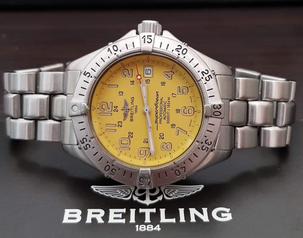 Breitling - Superocean Professional Ref. A17045