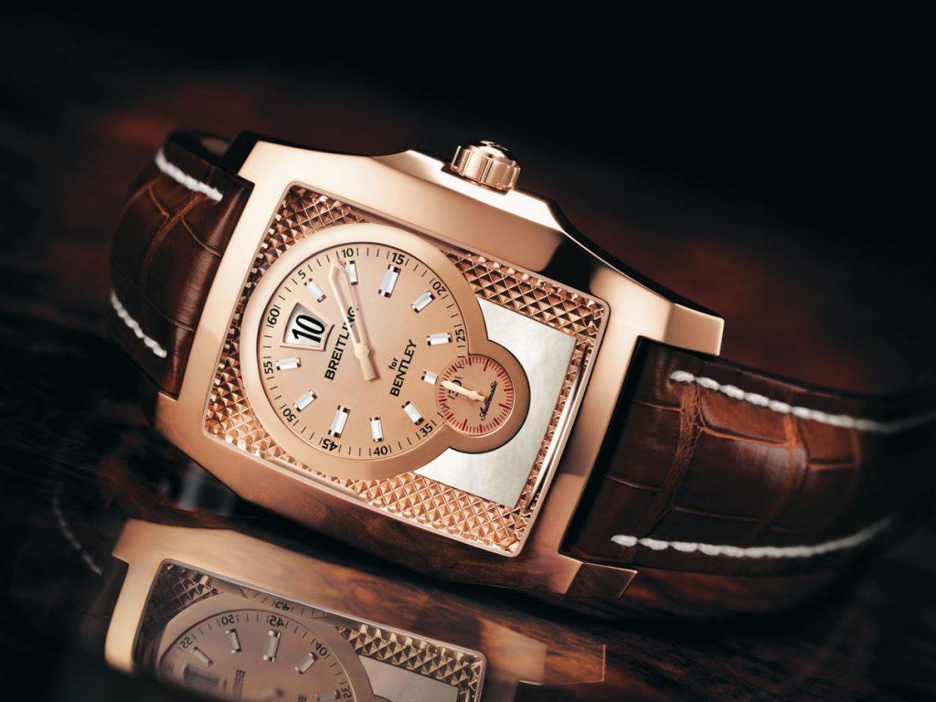 Breitling for Bentley - Flying B