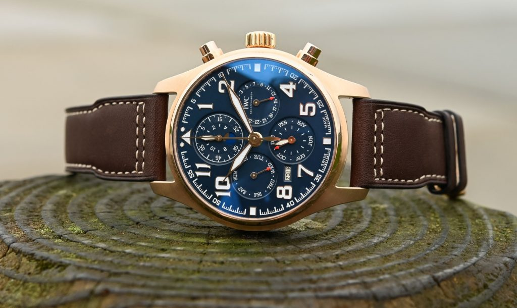 IWC - Big Pilots Watch Perpetual Calendar Chronograph