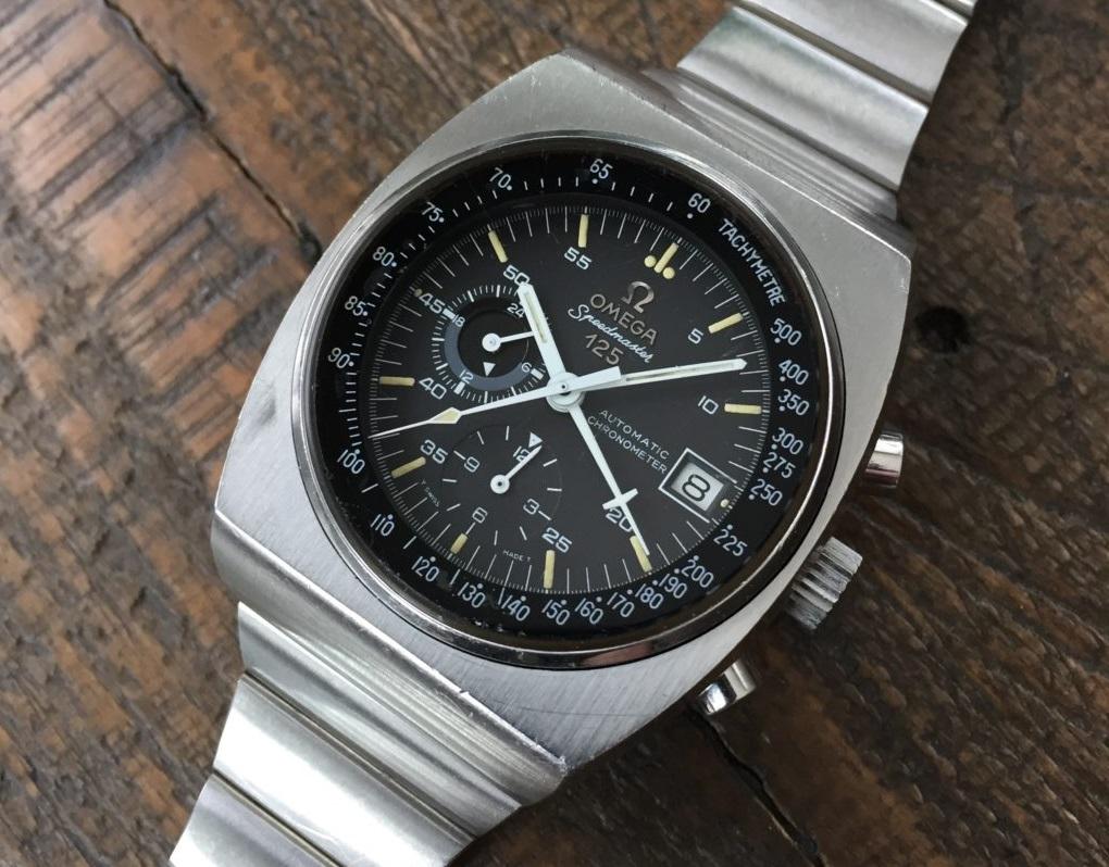 Omega - Speedmaster 125 Ref. 378.0801