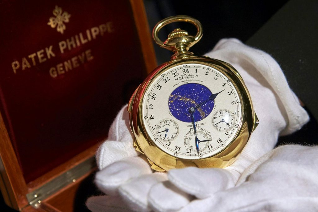 Patek Philippe - Henry Graves Supercomplication