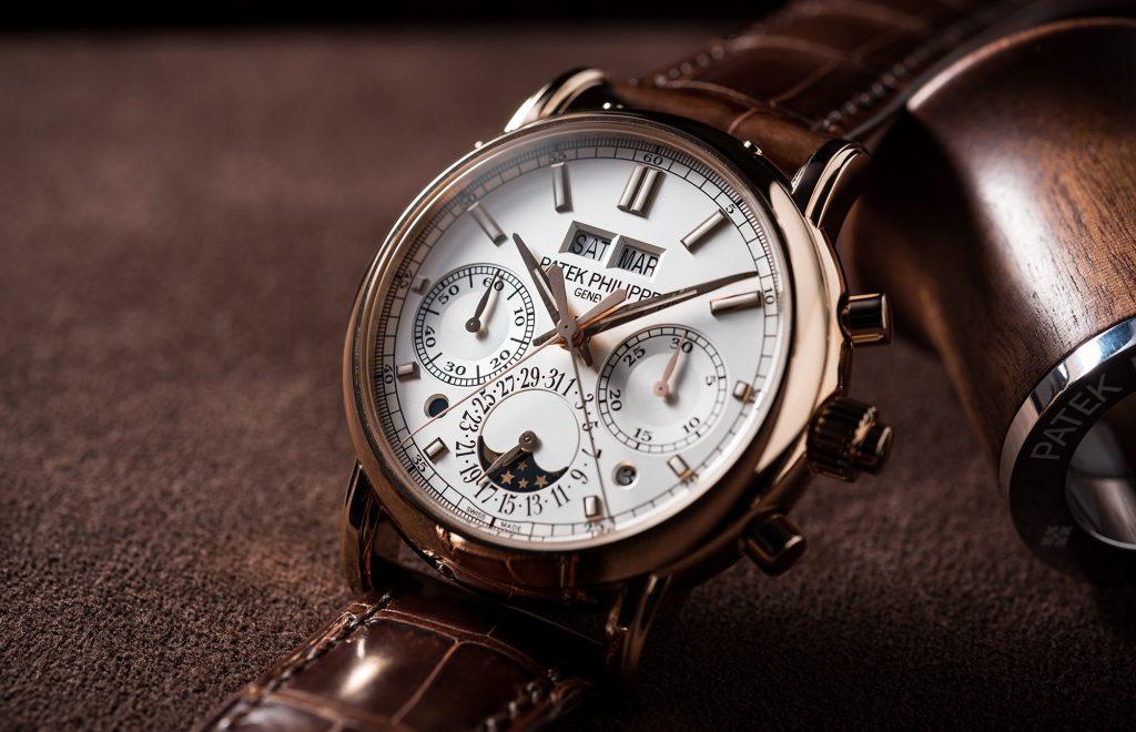 Patek Philippe - Perpetual Calendar Chronograph Ref. 5270R