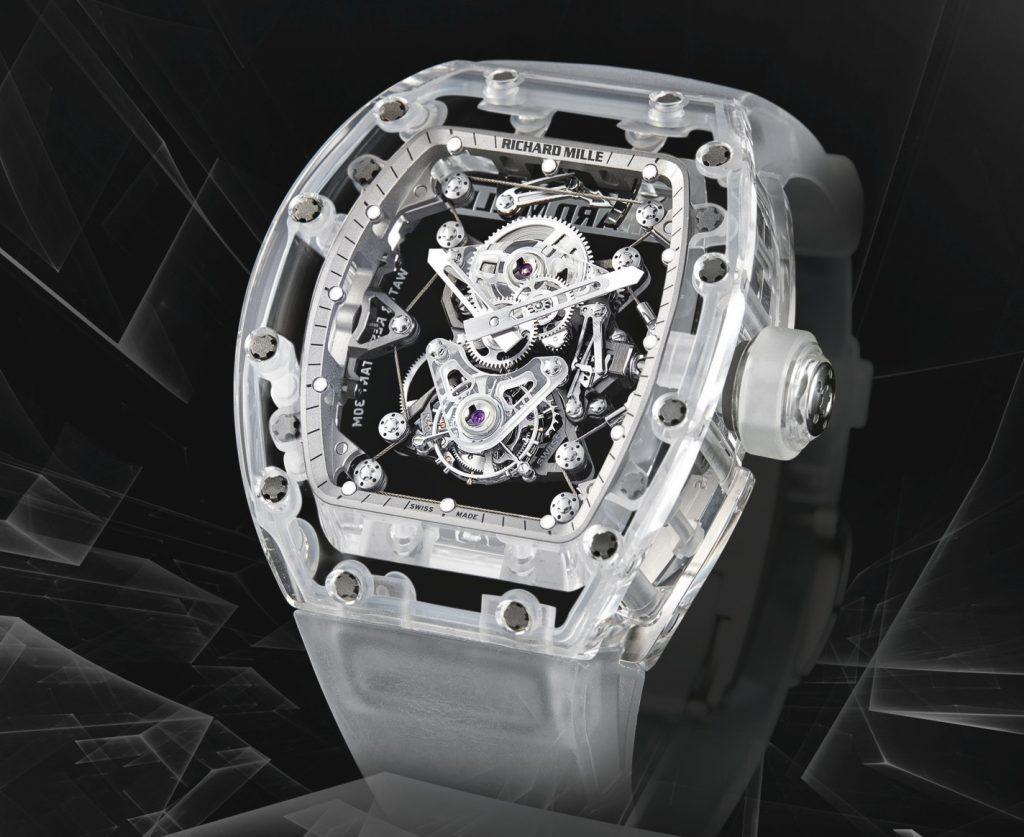 Richard Mille - RM 56-02 Sapphire