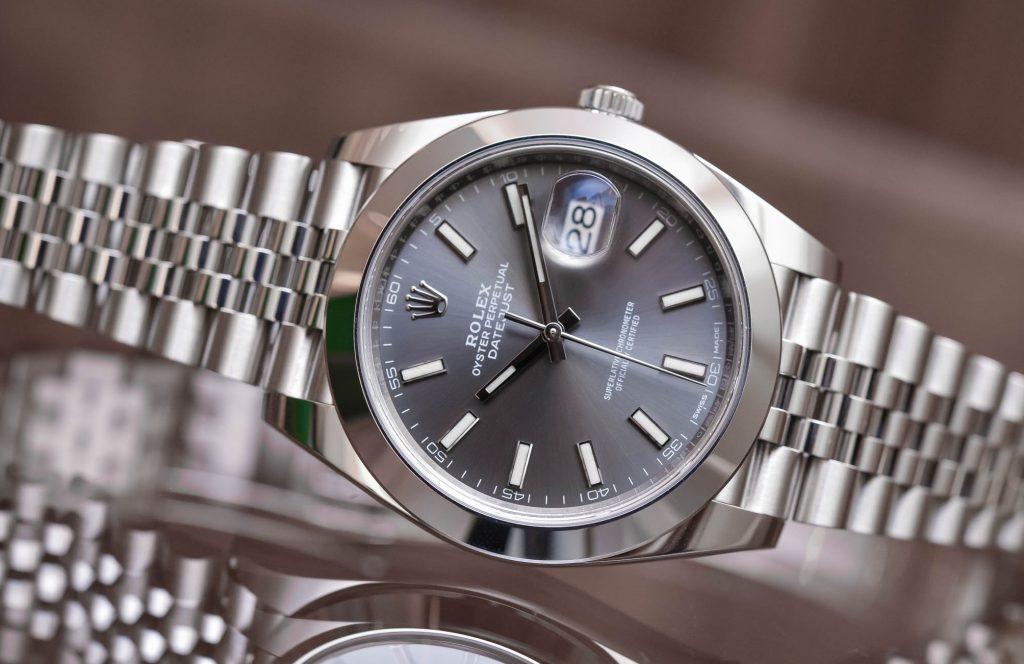 Rolex - Datejust 41 ref 126300