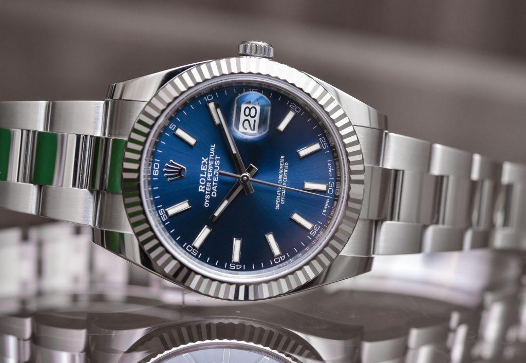 Rolex - Datejust 41 ref 126334
