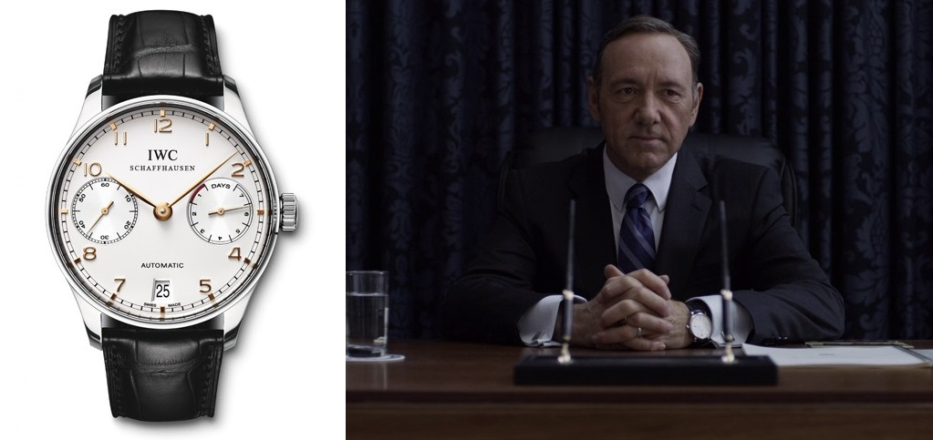 House of Cards - IWC Portuguese Automatic