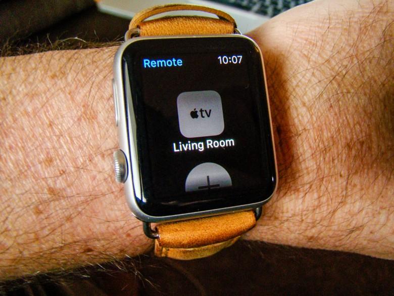 Apple Watch uzaktan kumanda
