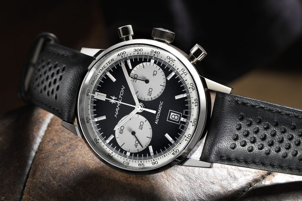 Hamilton - Intra Matic 68 Chronograph