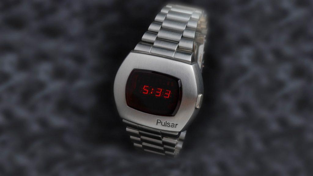 Hamilton - Pulsar / İlk Digital Saat