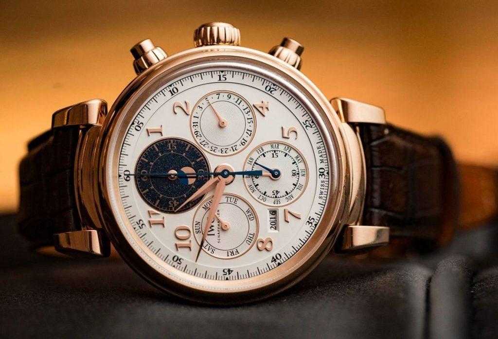 IWC - Da Vinci Perpetual Calendar Chronograph