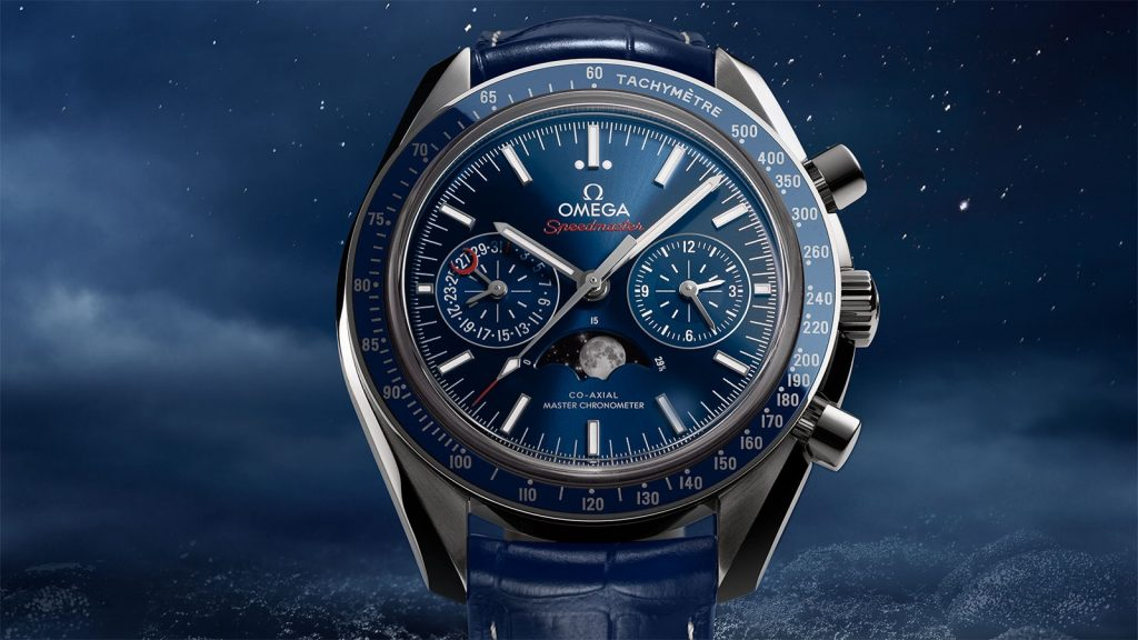 Omega - Speedmaster Moonphase Chronograph