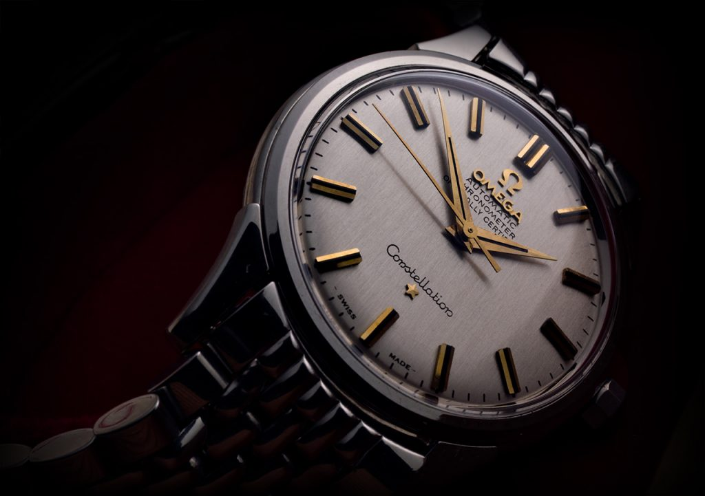 Omega - Constellation Vintage Saat