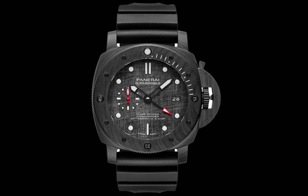 Panerai - Submersile Luna Sossa Watch