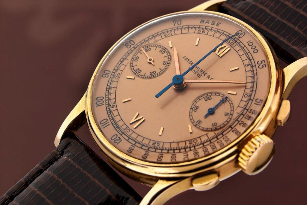 Patek Phillipe - Supercomplication Vintage 1933