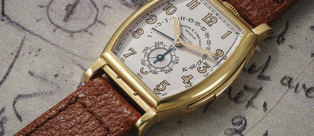 Vacheron Constantin - Minute Repeater Retrograde Calender