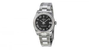 Lady Datejust 31 Black Dial Jubilee Rolex Kadın Saati