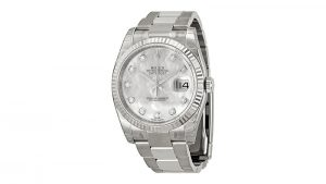 Datejust 36 Mother of Pearl Dial Stainless Steel Oyster Rolex Kadın Saati