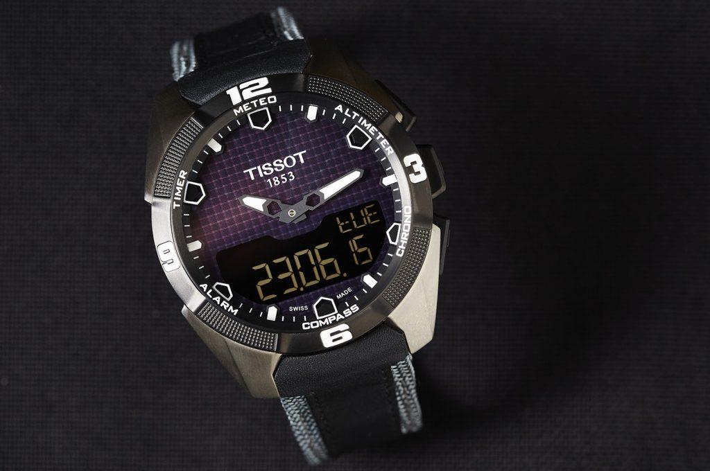 Tissot - T-Touch Expert Solar