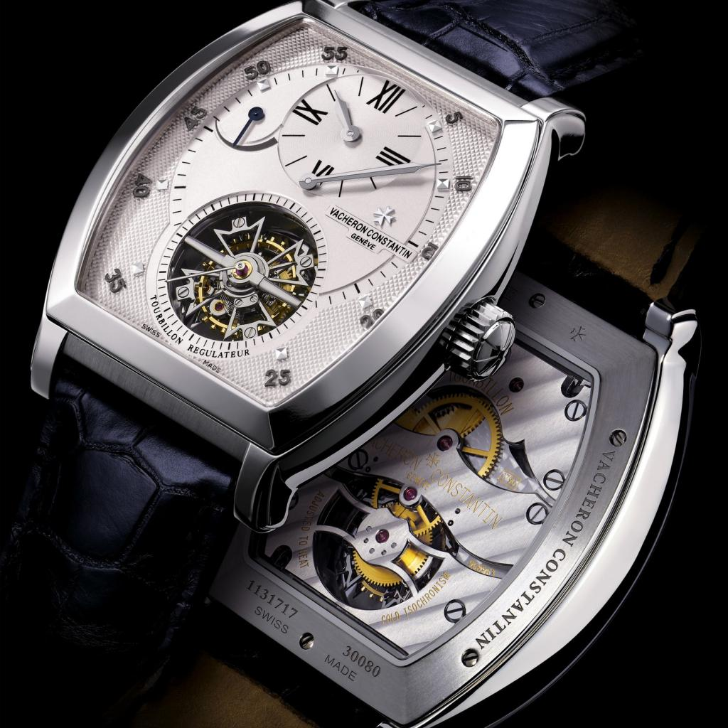 Vacheron Constantin Malte Tourbillon Regulator