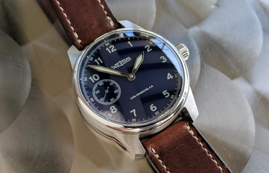 Weiss - 42mm Limited American Issue Field Watch